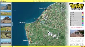 Trail Côte d'Opale en Pas-de-Calais 2020
